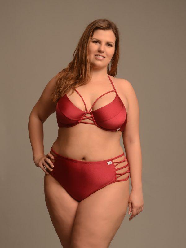 Roxána molett bikini szett - X-Corset 35868216d5